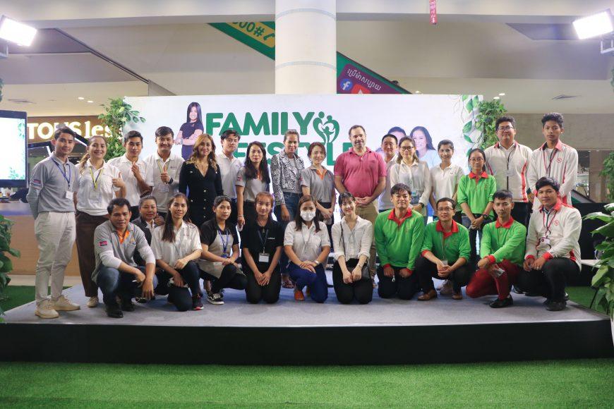 Family Team Work