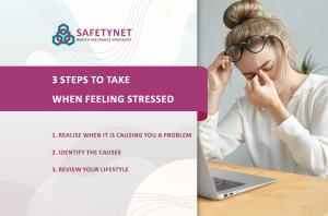Three Steps To Take When Feeling Stressed English (1)