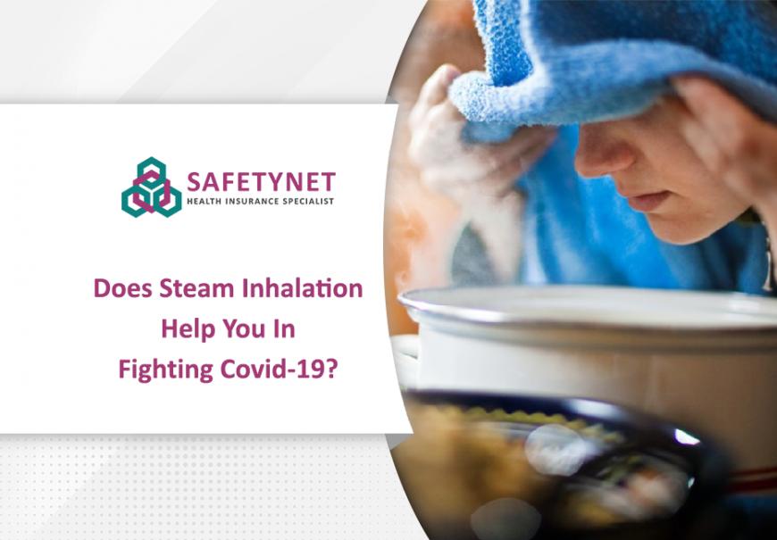 Steam Inhalation English
